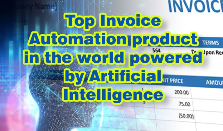 Invoice Automation products in the world powered by AI - aiMunshi