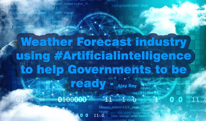 Weather-Forecast-Industry-using-Artificial-Intelligence